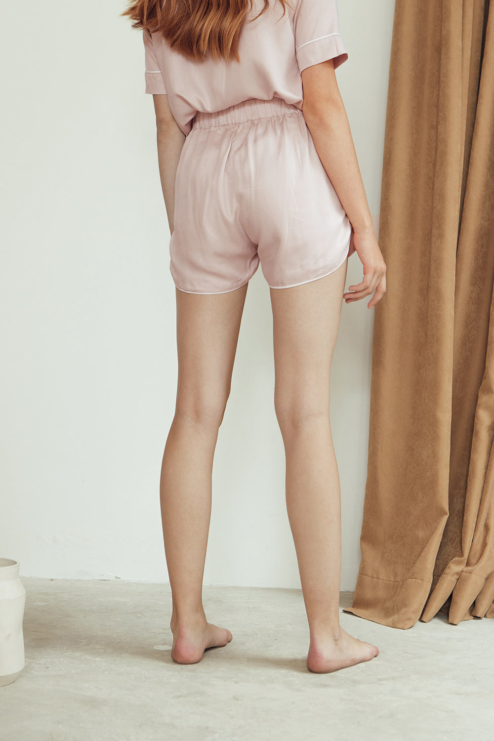 Mia Shorts/ Blush