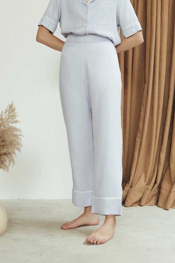 Ella Trousers/ Bluebell