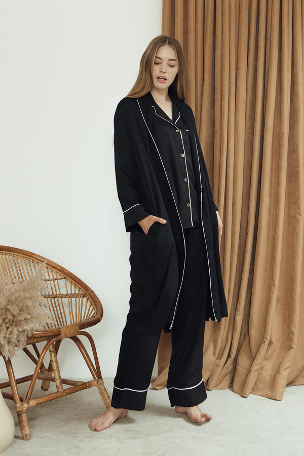 Stella Robe/ Black