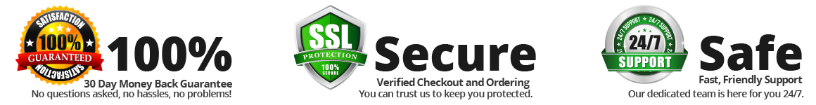 secure safe guaranteed buy_icon bar