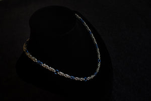 "Apo A Nani - Handmade Titanium Necklace #2 - ""Drops of Rain"""