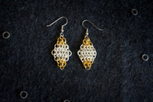 "Apo A Nani - Handmade Fashion Earrings #2 - ""Queens' Piece"""