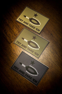 """Try and Take 'Em"" - Leiomano Sticker from West Maui Design Co."
