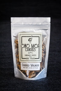 Ono Moa Candies - Handmade Sweets from Maui, Hawaii - Candied Walnuts