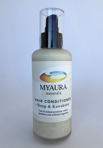 Hemp & Kawakawa Hair Conditioner
