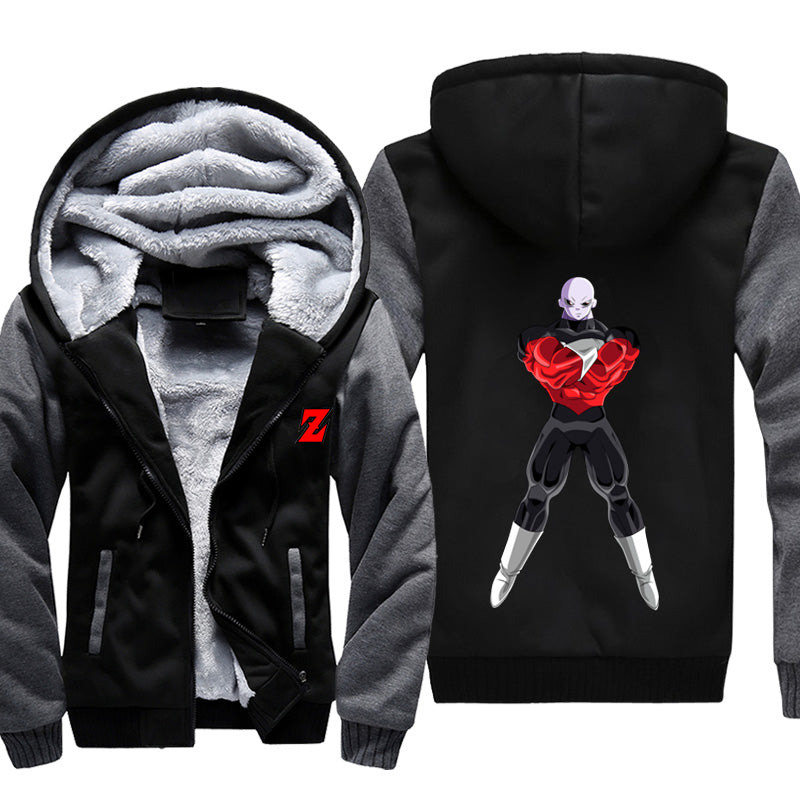 Jiren Grey Jacket