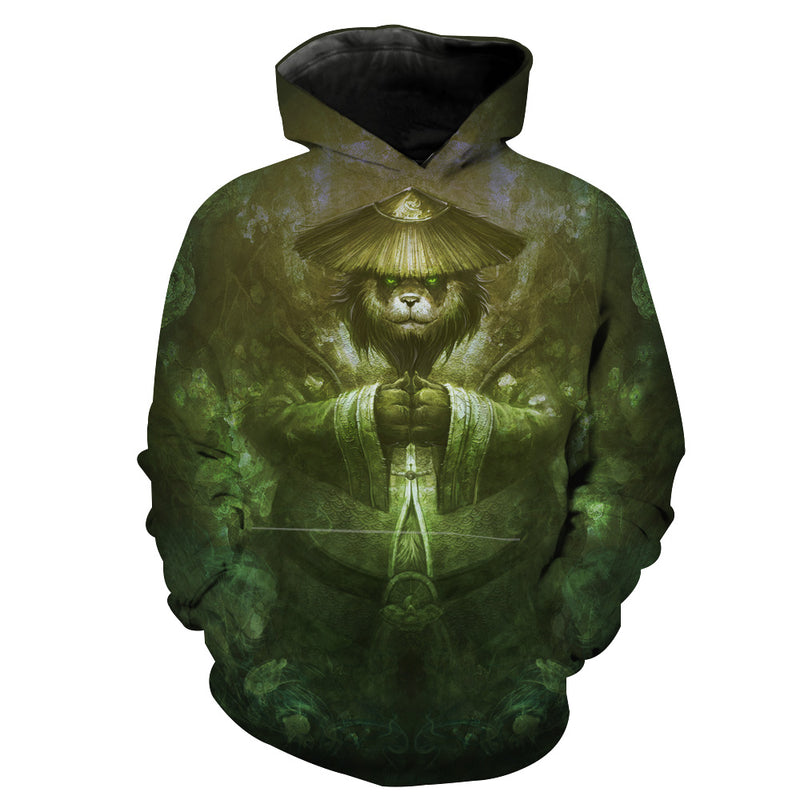 Panda Hoodie - World of Warcraft Panda Clothes - Hoodie Now