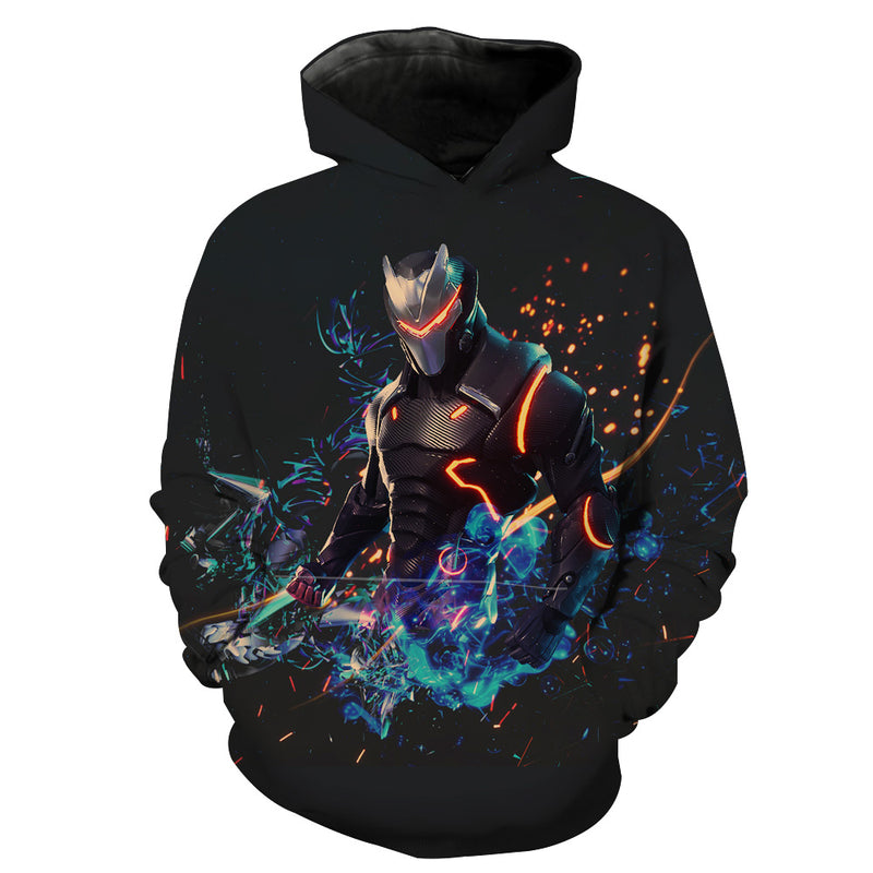 Fortnite Oblivion Skin Hoodie - Fortnite Clothing