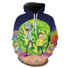 Rick and Morty Portal Hoodie
