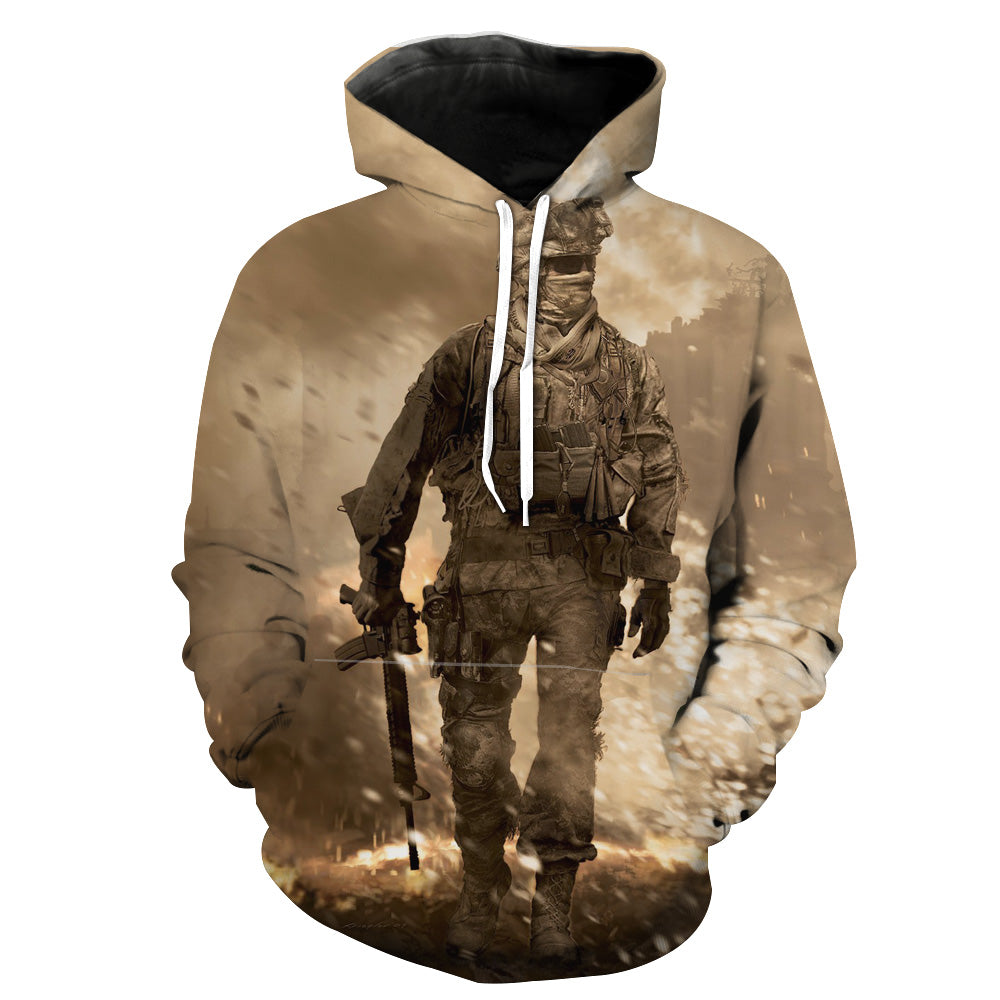 Call of Duty Hoodie - Modern Warfare Clothing - Hoodie Now