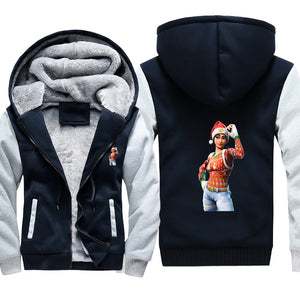 Fortnite Christmas Jacket