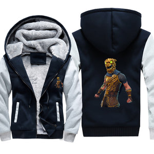 Battle Hound Jacket - Fortnite Jacket Hoodie
