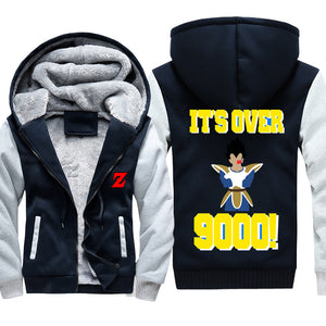 It's over 9000 jacket