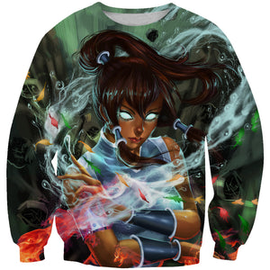 Legend of Korra Clothes