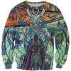 Epic WoW Lich King Hoodie - World of Warcraft Clothes - Hoodie Now