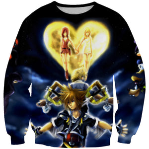 Kingdom Hearts Hoodie - Kingdom Hearts Clothing - Hoodie Now