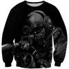 Call of Duty Sniper Sweatshirt - Black Ops Sniper Clothes