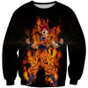 Super Saiyan God Goku Hoodie - Dragon Ball Super Clothes - Hoodie Now