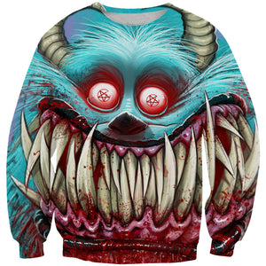Creepy Monster Clothes