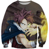 Fairy Tail Natsu Hoodie - Fairy Tail Anime Clothing