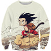 Kid Goku Nimbus Clothes