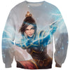 Azula Sweatshirt - Avatar The Last Airbender Azula Clothes