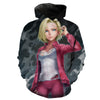 Android 18 Dragon ball Super