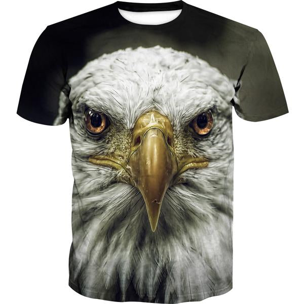 American Eagle T-Shirt - Epic Animal Clothing - Hoodie Now