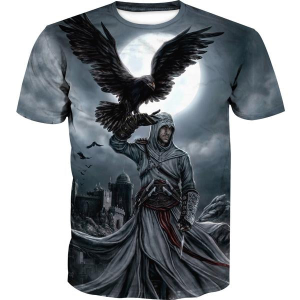 Assassins Creed T-Shirt - Raven Clothing - Hoodie Now