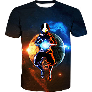Avatar the Last airbender shirt