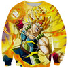 Bardock Clothes
