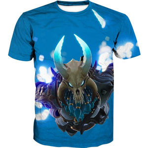 Blue Fortnite Ragnarok Skin T-Shirt -Fortnite Battle Royale Clothing