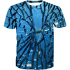 Broken Window T-Shirt - Epic Printed Clothes