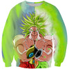 Dragon Ball Broly Sweatshirt