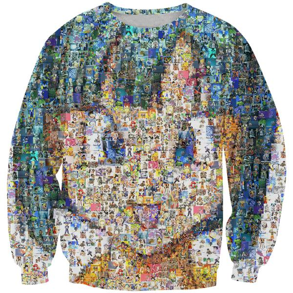 Bulma Sweatshirt - Dragon Ball Z Bulma Clothing