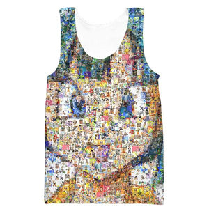 Bulma Tank Top - Dragon Ball Z Bulma Clothing