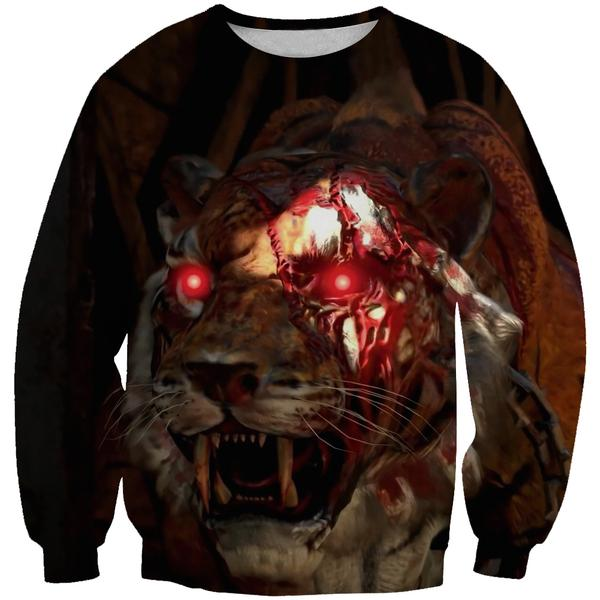 Call of Duty Blackout Sweatshirt - Zombie Tiger Clothes - Hoodie Now