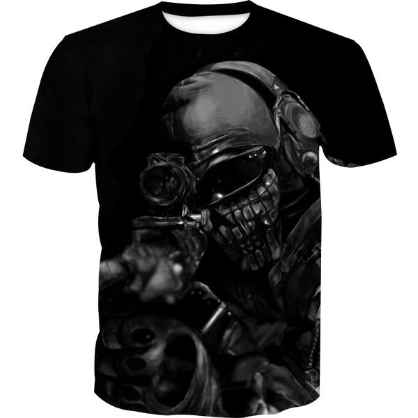 Call of Duty Sniper T-Shirt - Black Ops Sniper Clothes - Hoodie Now