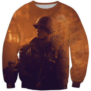Call of Duty Sweatshirt - Call of Duty Clothes
