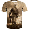 Call of Duty T-Shirt - Modern Warfare Clothing - Hoodie Now