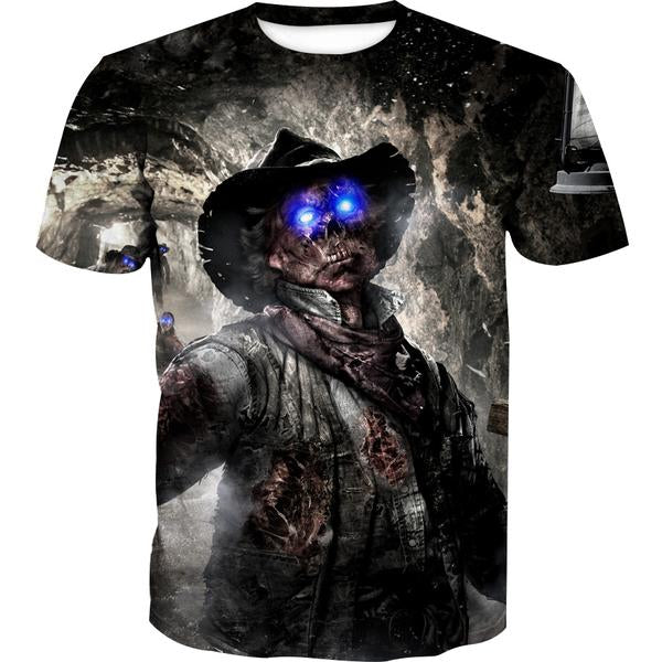 Call of Duty Zombies T-Shirt - Black Ops Zombie Clothes - Hoodie Now