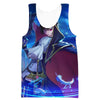 Code Geass Clothes - Lelouch Tank Top - Anime Clothing