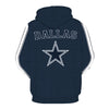 Dallas Cowboys Hoodie Pullover - NFL Football Hoodies - Hoodie Now
