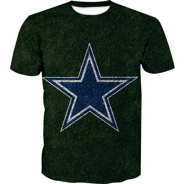 Dallas Cowboys T-Shirt - Football Cowboys Field Clothes