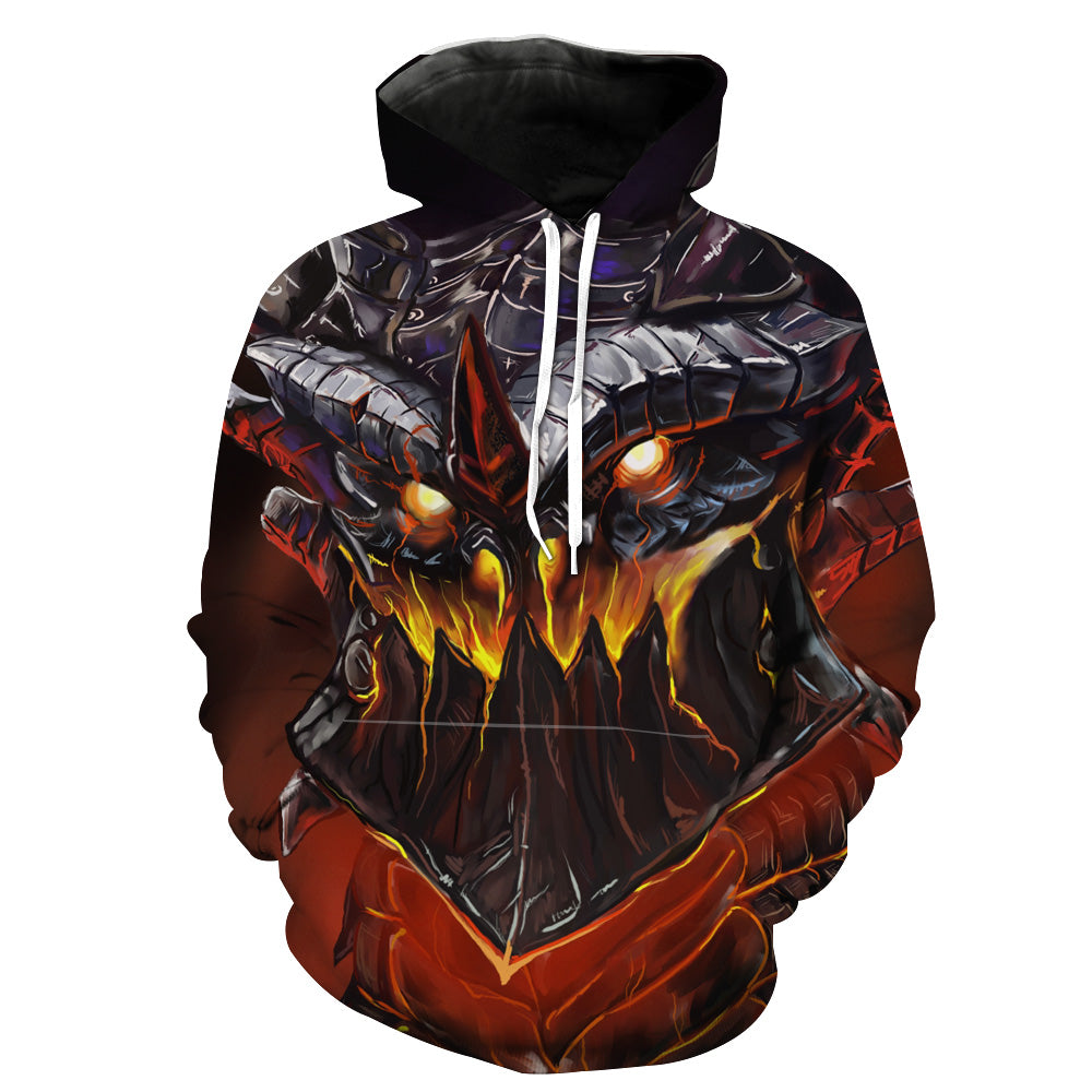 Deathwing Hoodie World of Warcraft
