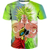 Broly T-Shirt Dragon Ball Super