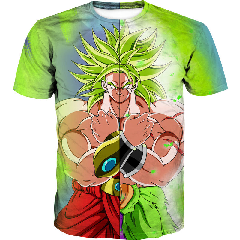 Dragon Ball Broly Movie T-Shirt - Dragon Ball Super Broly Clothes - Hoodie Now
