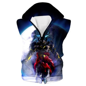 Dragon Ball Super Broly Movie Hooded Tank - Broly Movie Clothes