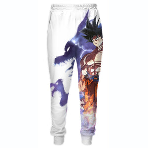 Epic Ultra Instinct Goku Hoodie - Dragon Ball Super Clothes - Hoodie Now