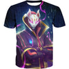 Drift Fortnite Skin T-Shirt - Fortnite Clothing